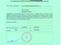 Licencia EH sro